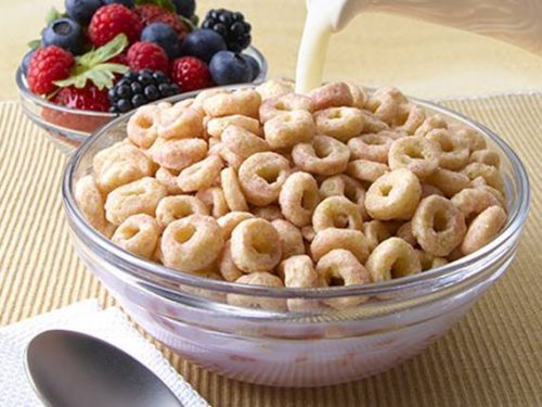 mixed-berry-cereal