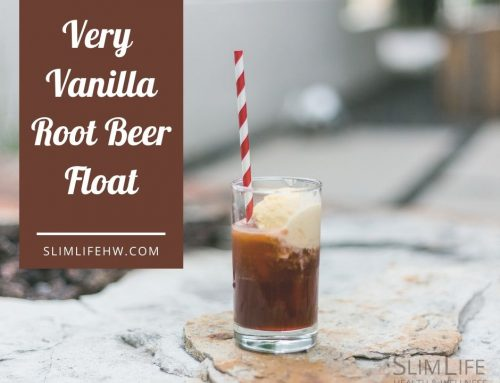 Very Vanilla Root Beer Float